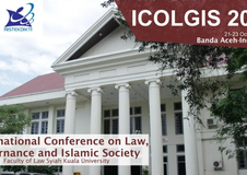 International Conference on Law, Governance and Islamic Society (ICOLGIS) 2019